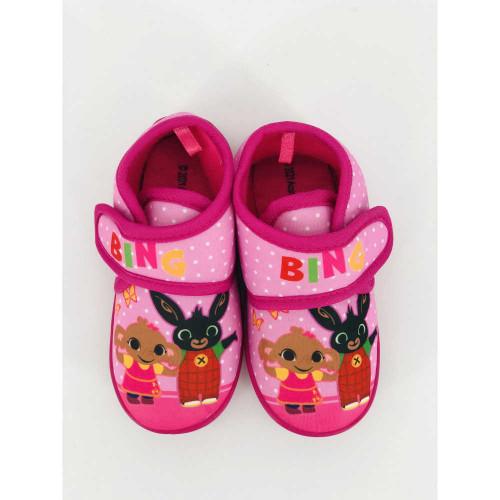 BIN21-1371 BING GIRL Home shoes #6@24