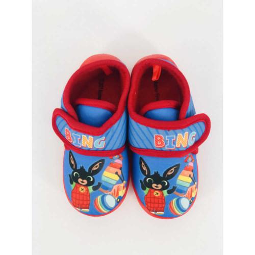BIN21-1372 BING BOY Home shoes #6@24