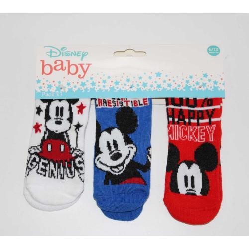 HU0621 Classic socks-Mickey # 36 @288